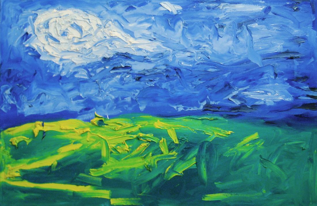 Van Gogh Period (2002–2003) - NOÉ BADILLO