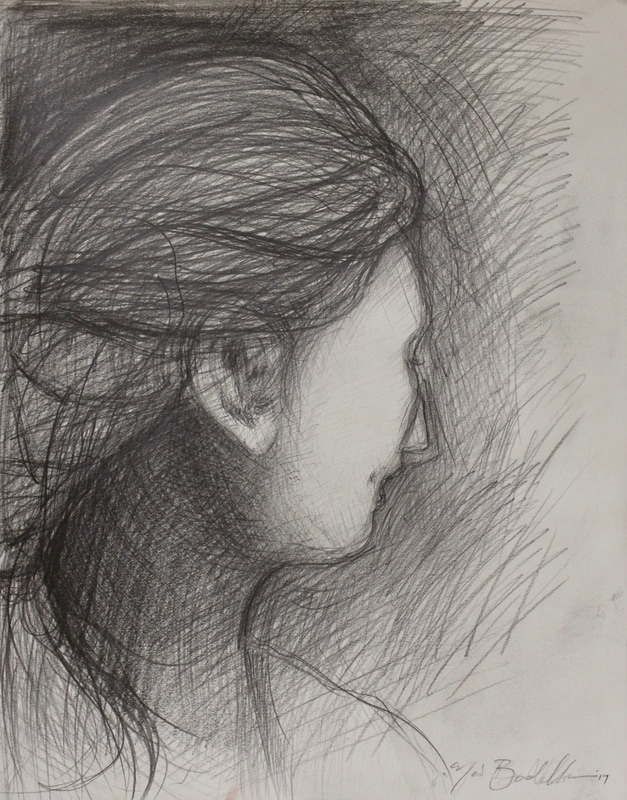 drawing from life, master draftsman, david hockney drawings, rembrandt drawings, picasso drawings, pencil on paper, drawings of women, portrait drawings, artnet, met museum, guggenheim, lacma, whitney, moma